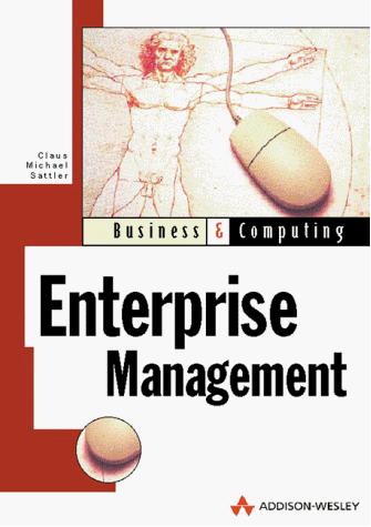 www.cmsattler.com - Claus Michael Sattler Buch Enterprise Management