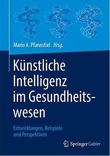 www.cmsattler.com - Claus Michael Sattler Buch Künstliche Intelligenz im Gesundheitswesen